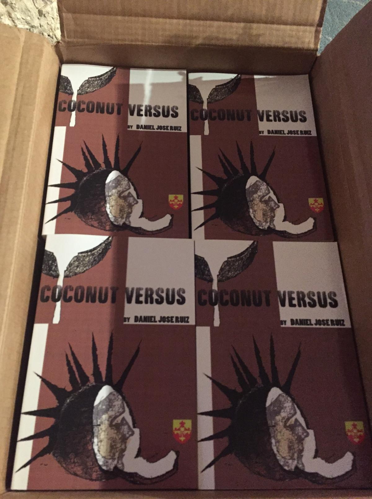 Announcing: Coconut Versus